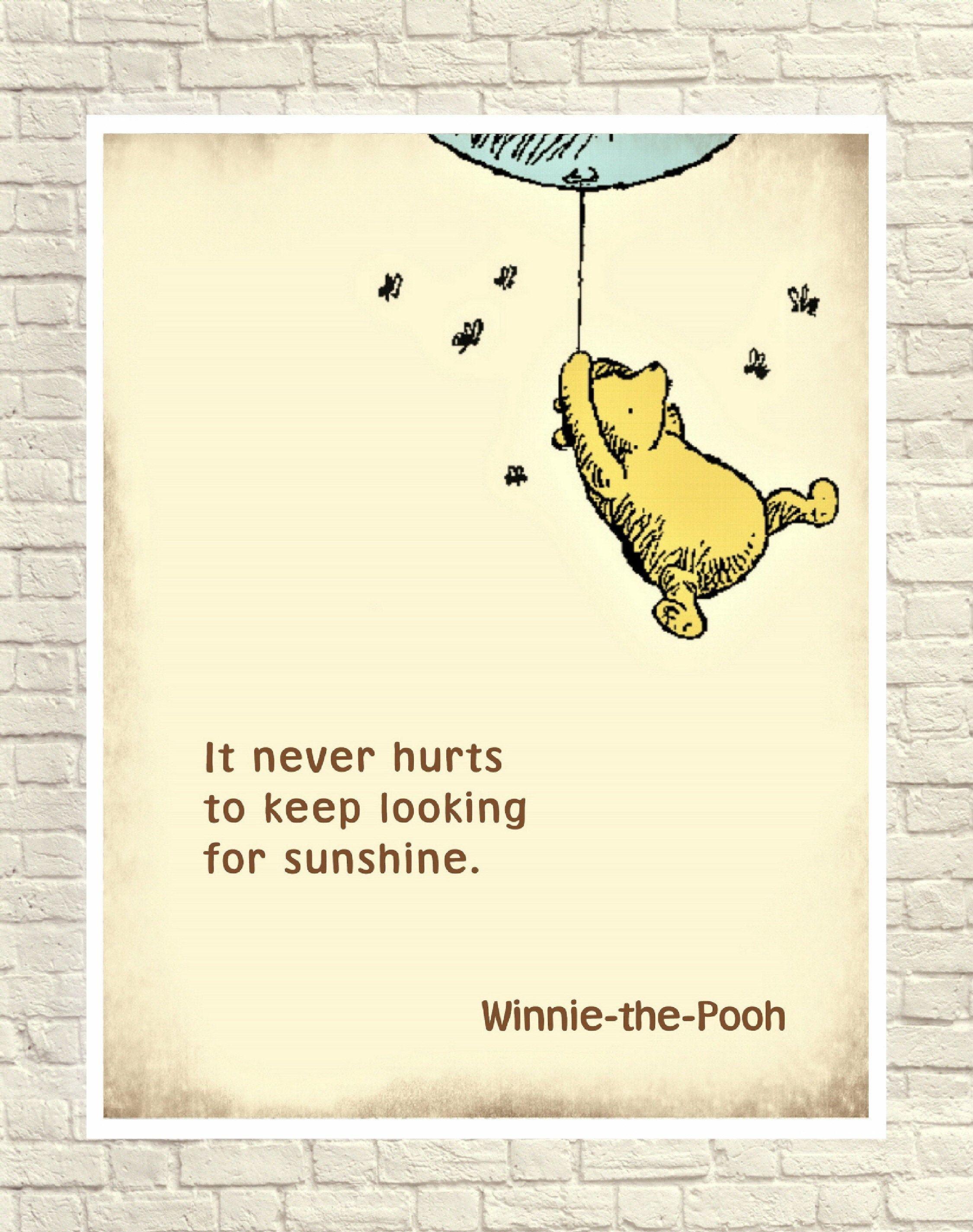 Pin On Pooh Wall Art