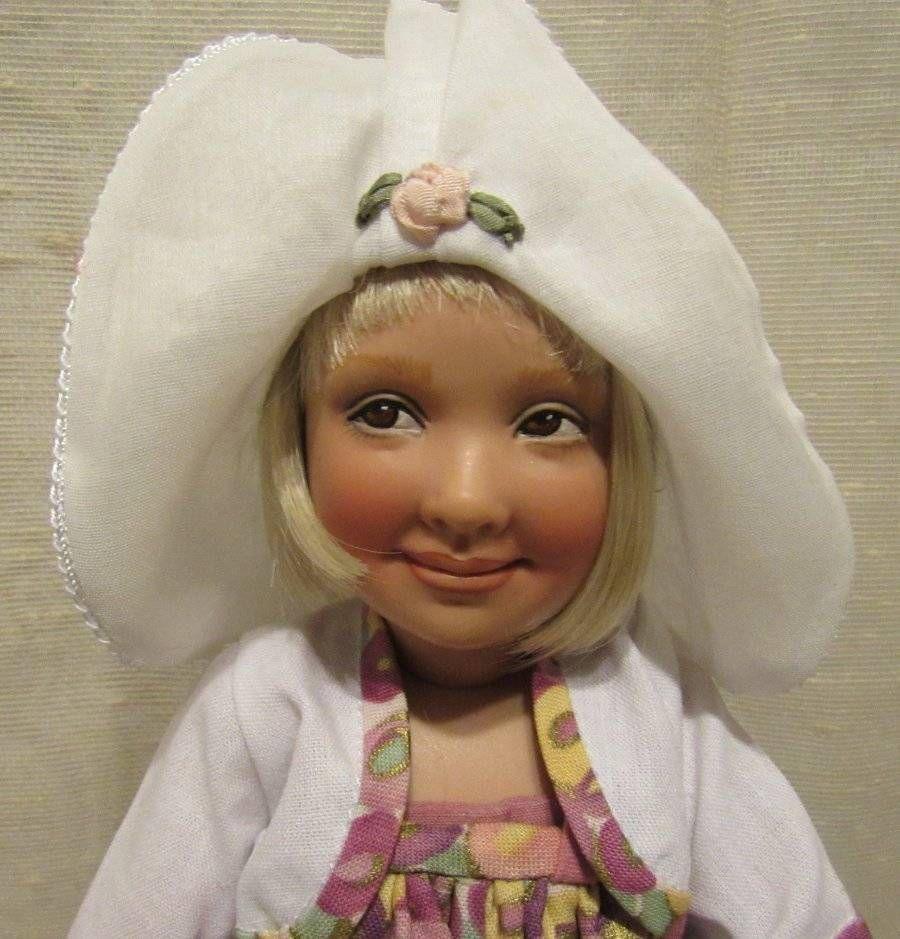 "HELEN KISH VINYL FRENCH GIRLS ""KIKI"". LIMTED EDITION OF 75 12"" #Kish #DollswithClothingAccessories"