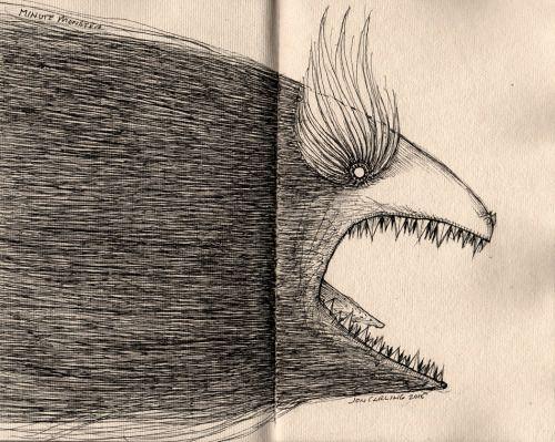 minute monster