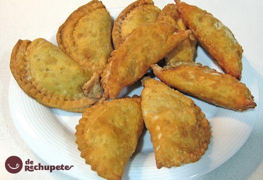 ingredientes para empanadas argentinas