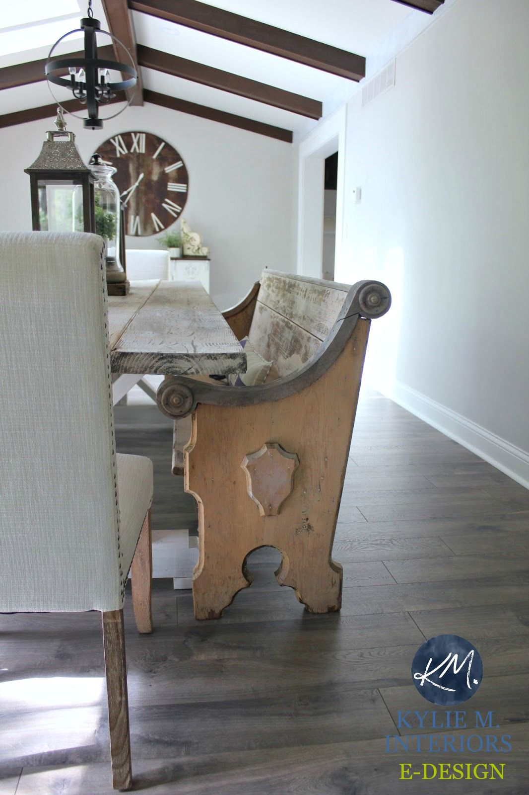 The 5 Best Mushroom Inspired Paint Colours Benjamin And Sherwin Farmhouse Style Dining Room Agreeable Gray Sherwin Williams Agreeable Gray
