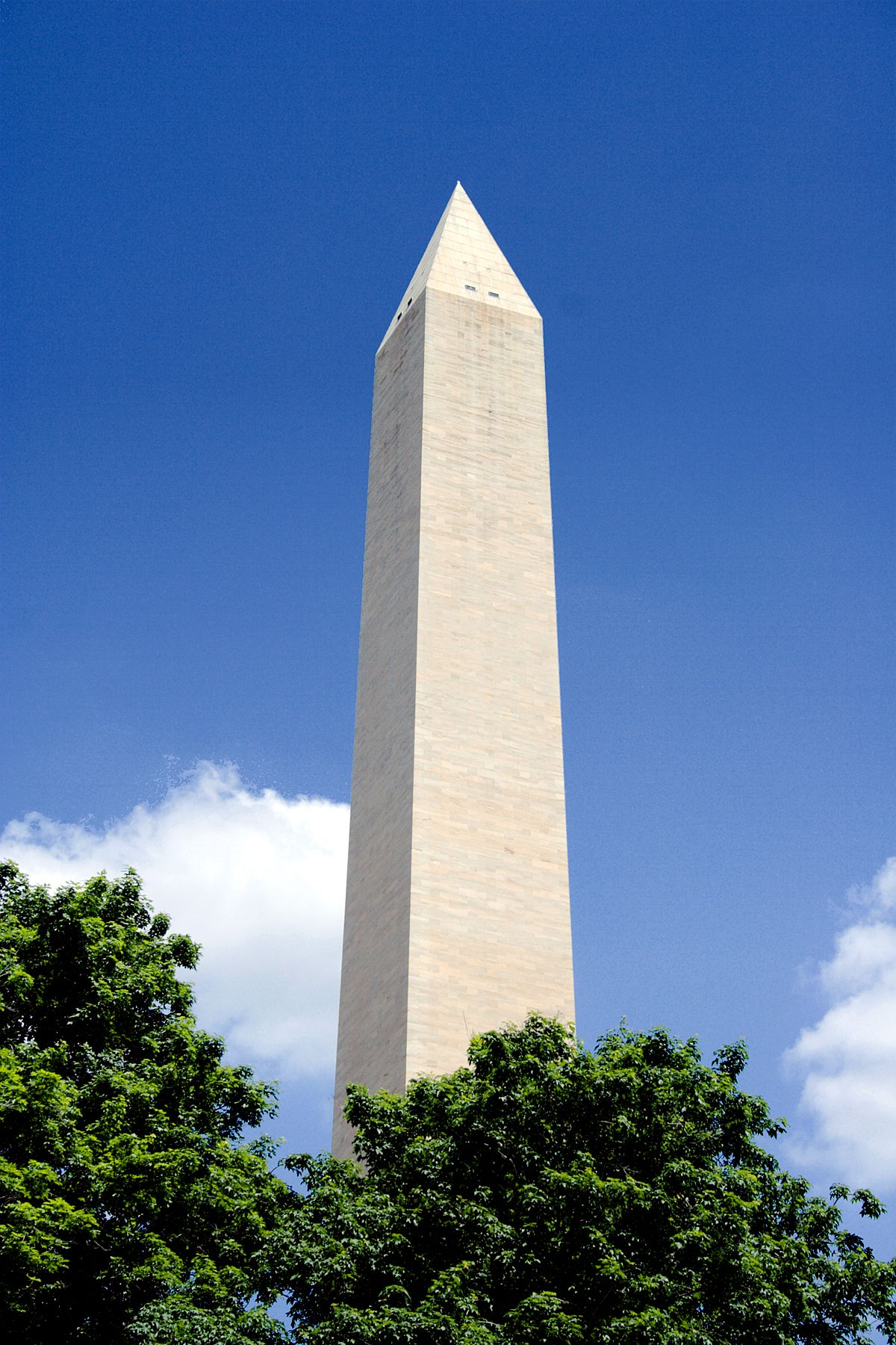 Washington Monument ~ Amazing View From The Top