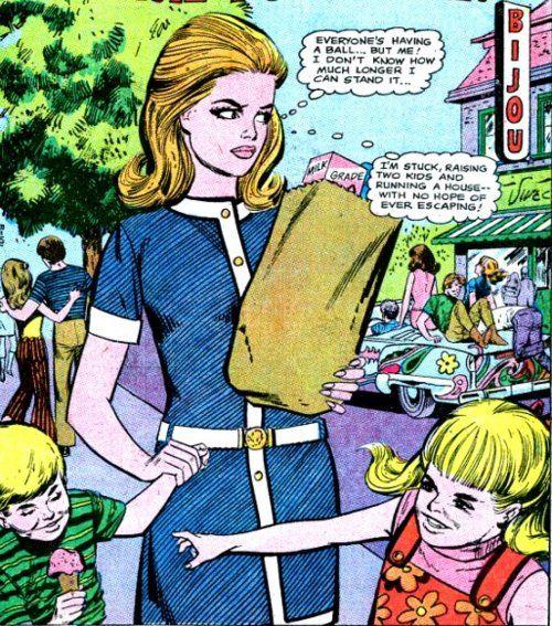 Housewife Comics