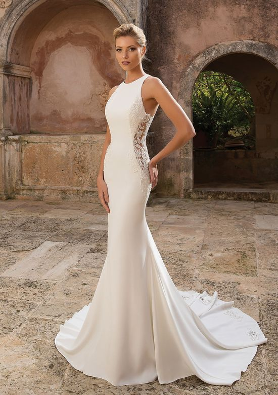109853889a24a Pin by All About Eve Bridals Ltd on Justin Alexander Wedding Dresses in  2019