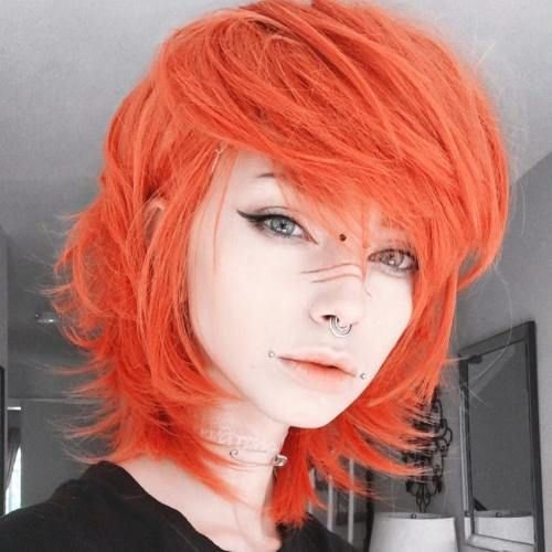 30 deeply emotional and creative emo hairstyles for girls – best hairstyles haircuts