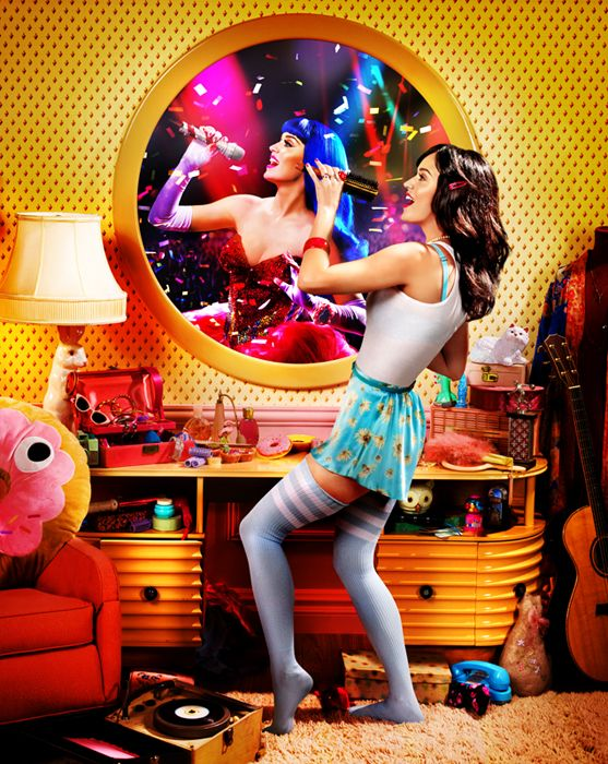 KATY PERRY PART OF ME FOR PARAMOUNT STUDIOS