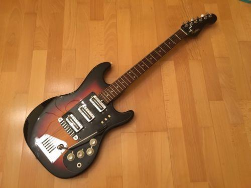 Vintage Höfner 173 E-Gitarre / Mitte 60er in Hamburg   Guitars ...
