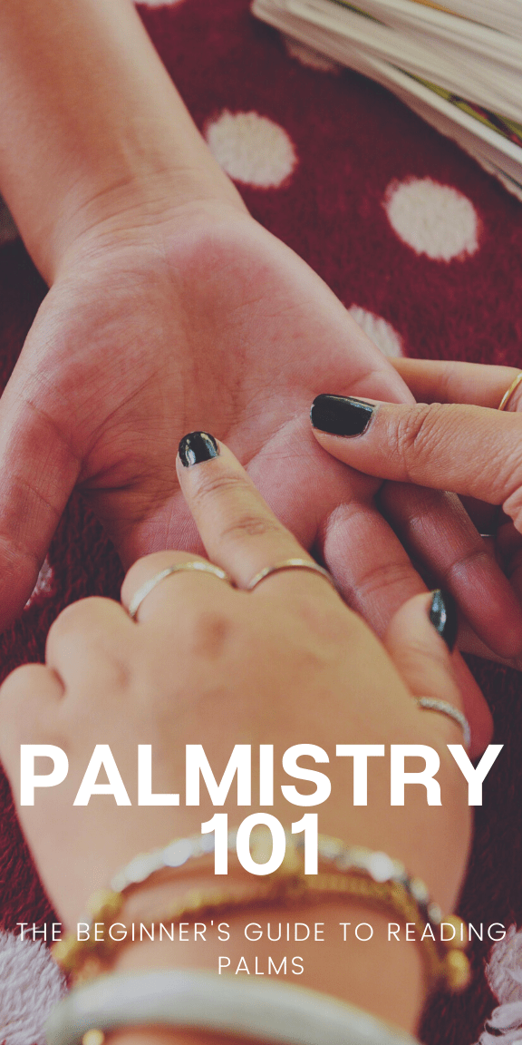 The Beginner's Guide To Palmistry, Or Chiromancy #greenwitchcraft Palmistry meanings: Learn about palmistry and how to tell the future of your life. Add this information to your witch grimoire or book of shadows! An easy to use palmistry chart. Palmistry star. #palmistry #psychic #fortunetelling #fortuneteller #vintage #antique #1800s #chiromancy #witch #witchcraft #pagan #wicca #occult #greenwitchcraft