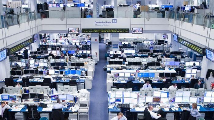 Bildergebnis Fr Trading Floor Deutsche Bank Financial Technology