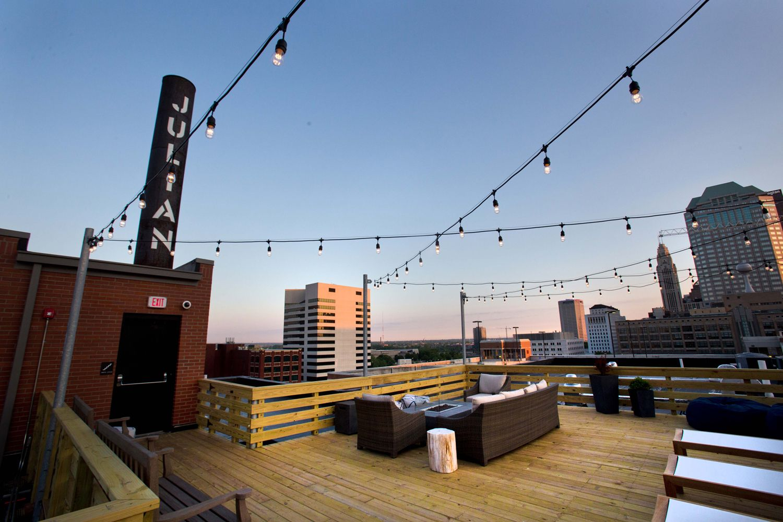 The Julian Downtown Living Adaptive Reuse Apartments