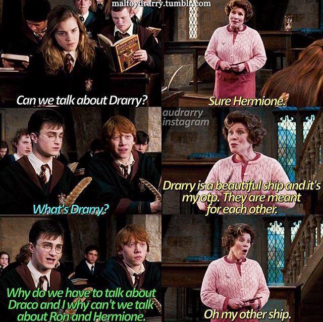 Imágenes Drarry | Books! in 2019 | Harry potter comics