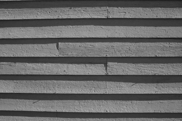 Gris Pintado Textura Revestimiento de Madera - Resolución de alta Foto