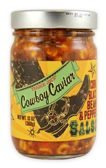 Image result for trader joe's cowboy caviar""