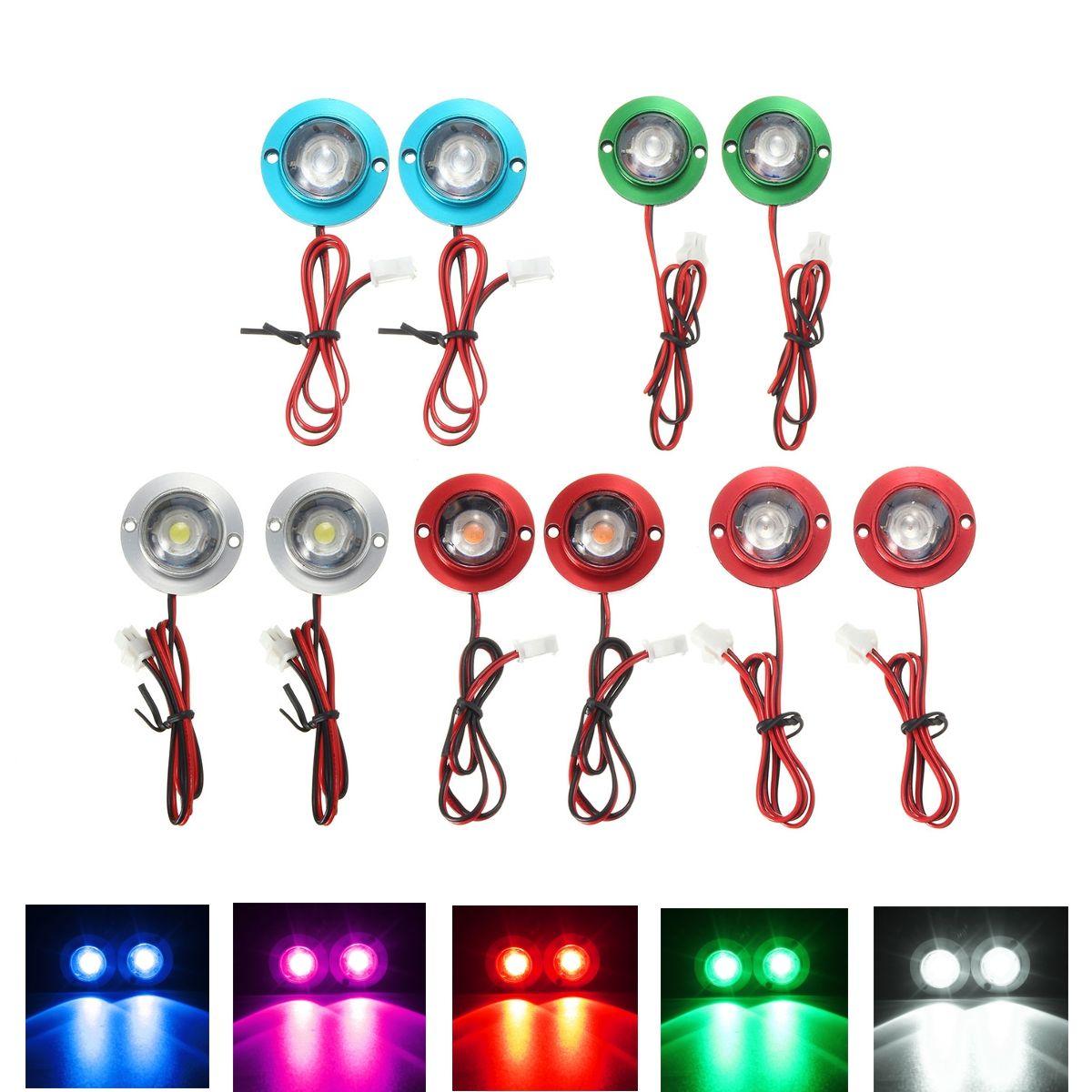 LED Flash estroboscópico de advertencia de emergencia