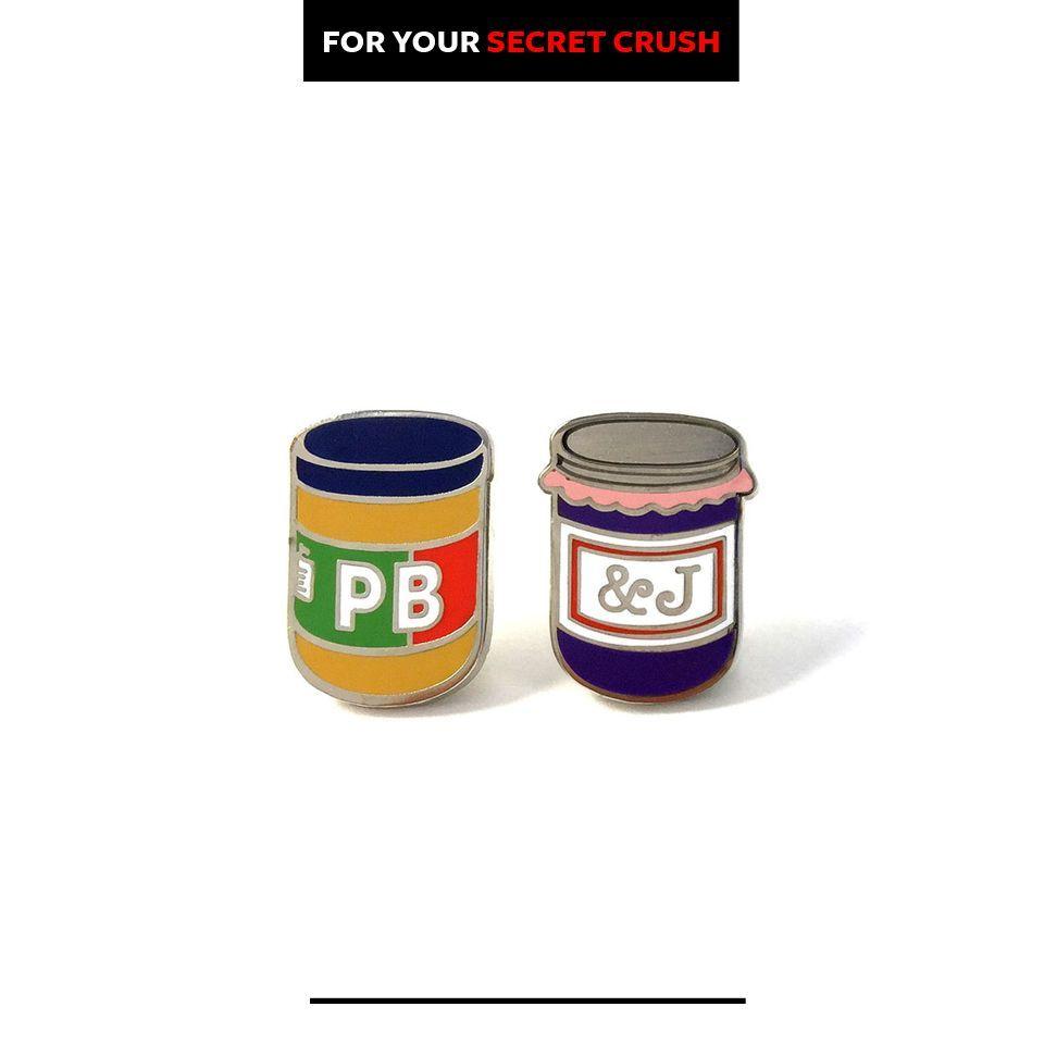 Pintrill 'PB &J' Pins