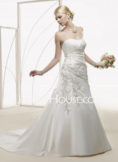 Wedding Dresses - $124.49 - Wedding Dresses (002012173) http://jenjenhouse.com/Wedding-Dresses-002012173-g12173