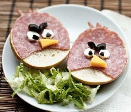 angry breakfast
