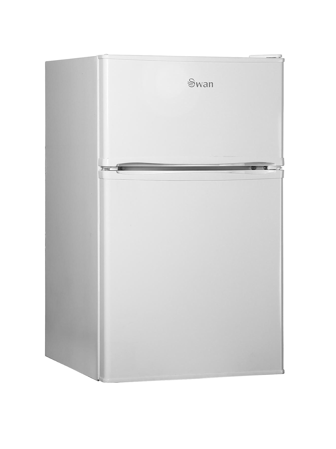 Swan SR5370W 49 5cm Undercounter Fridge Freezer White