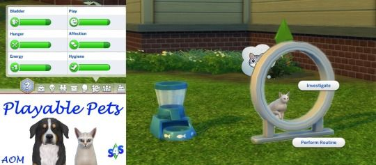 "Sims4studioofficial: "" this mod will allow you to select your pet."
