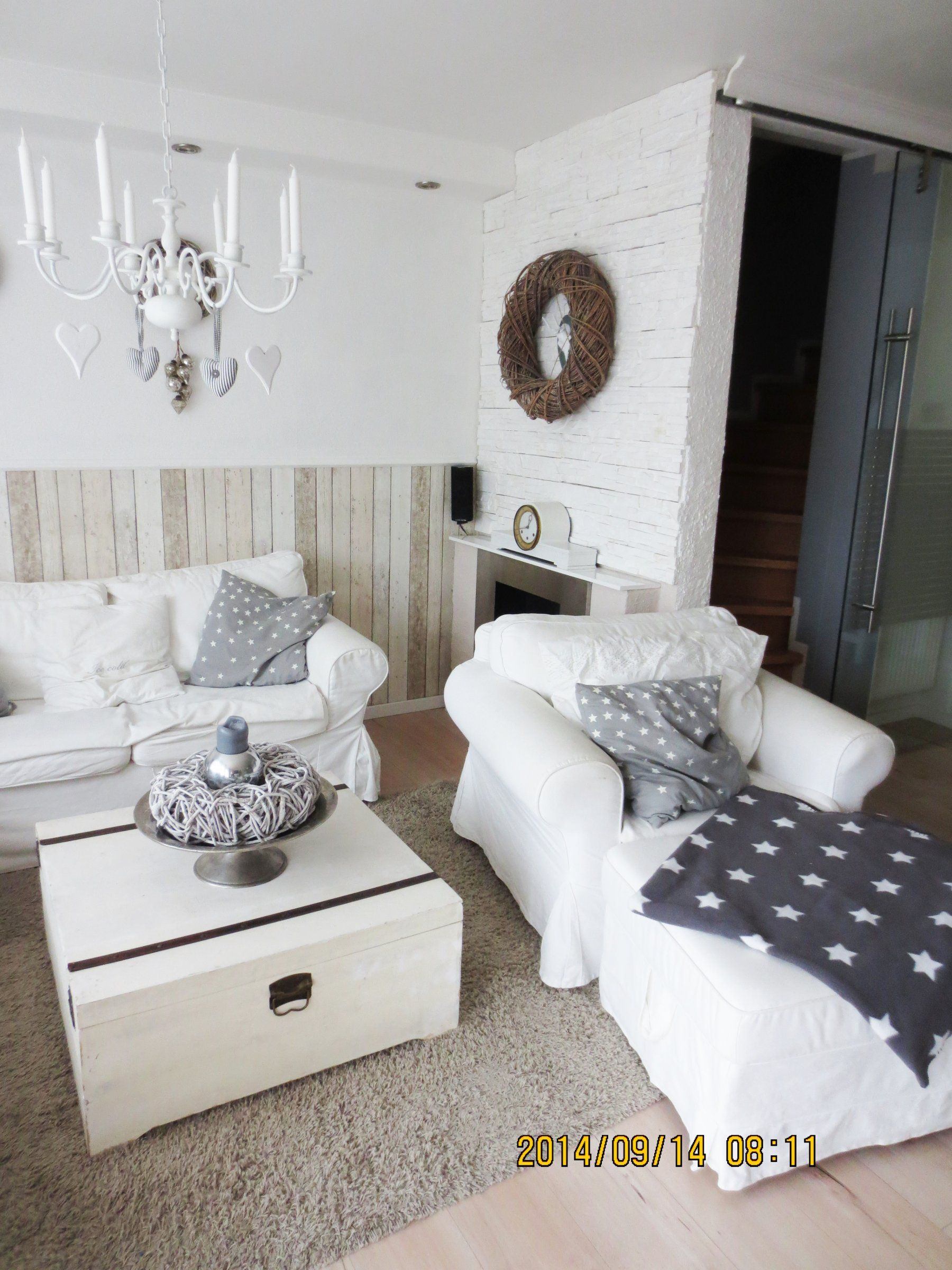 es geht nichts ber ektorp wohnzimmer pinterest wohnzimmer shabby chic wei und einrichtung. Black Bedroom Furniture Sets. Home Design Ideas