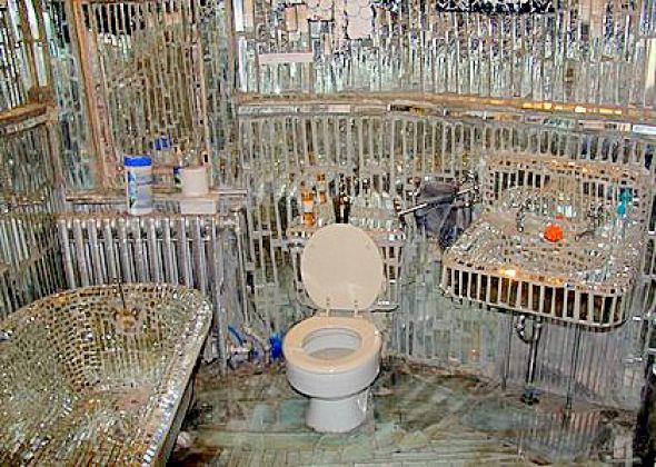 Unusual Bathrooms 25 of the world's most insane looking bathrooms | living spaces