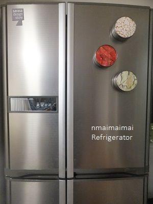 冷蔵庫のマグネット 冷蔵庫 ステンレス 冷蔵庫 シンプルデザイン