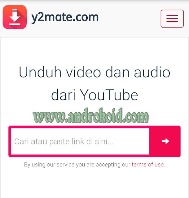 Cara Cepat Download Video You Tube Di Smartphone Atau Pc Laptop Dengan Mudah Androkoid Video Youtube Smartphone