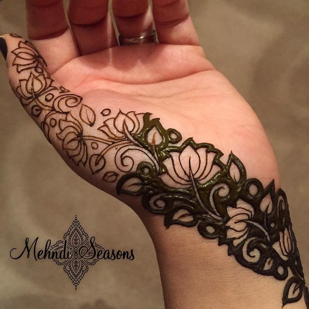 Henna tattoo designs for hands hand wedding also best stylish mehndi images tattoos art rh pinterest
