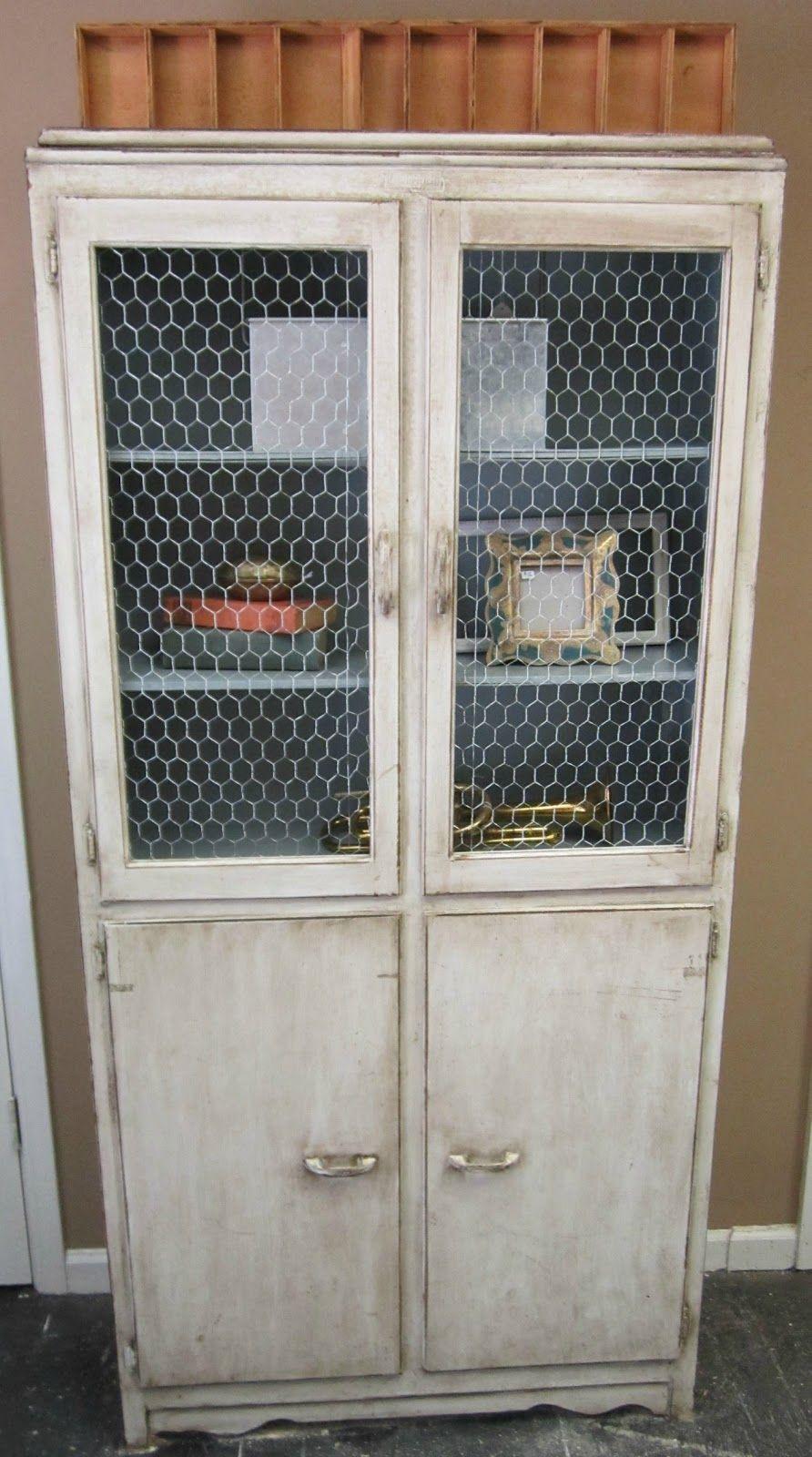 Chicken Wire Cabinet Doors 2020 In 2020 Chicken Wire Cabinets Cabinet Door Makeover Chicken Wire