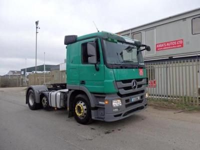 2010 Mercedes Benz Actros 2441 In Peterborough Auto Trader Trucks Used Trucks Trucks Trailers For Sale