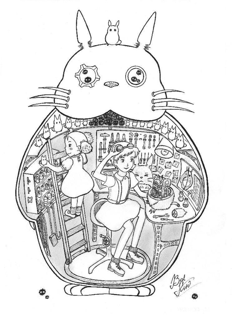 Pin By Stacey G On Miyazaki Awesomeness Ghibli Studio
