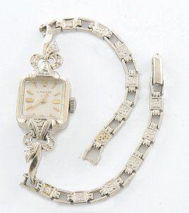 Zegarek Damski Nareczny Longines Bling Accessories Watches