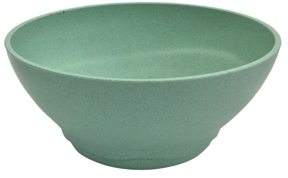 Microwave Safe Bowls 4 Piece Eco-Friendly Soup or Cereal Bowl Set
