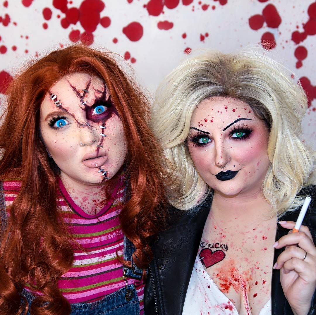 Bride Of Chucky New Video Is Live Collaborated With My Best Best Friend In The Whole World Jordanhanz To Bring You Chuck Fantasias Fantasia Chucky Carnaval