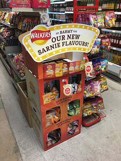 POPAI Awards 2017 CONFECTIONERY – TEMPORARY DISPLAY - Gold ...