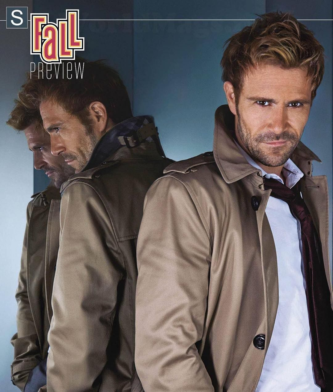Constantine Fans Rejoice And Be Thankful We Re Hearing That Matt Ryan Will Return As Everyone S Fav With Images Matt Ryan Constantine Constantine Tv Show John Constantine