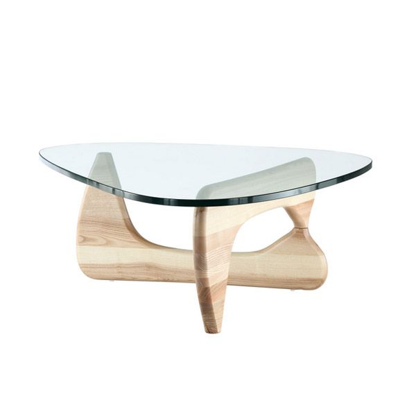 Montecito Natural Triangle Coffee Table Three Sides Of Style With The Does Make All Difference When It Comes To Drinking Your