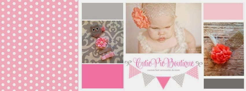The Pampered Baby: Amazing Mom: Stephanie, Cutie Pie Boutique