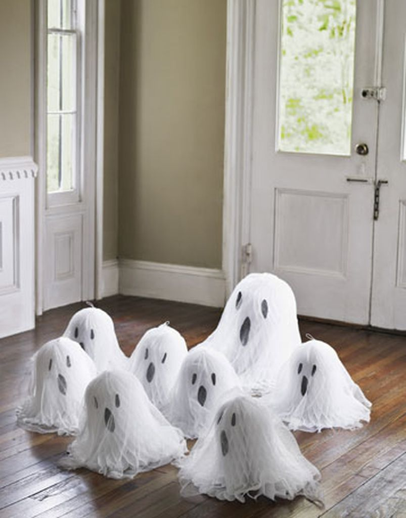 42 Easy and Cheap Halloween Decoration Ideas a Bud
