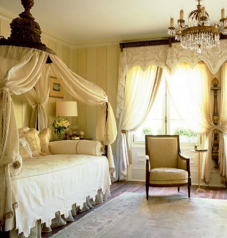 Romantic Beds beautiful day beds photo: beautiful-romantic-bedroom-guest-atlanta