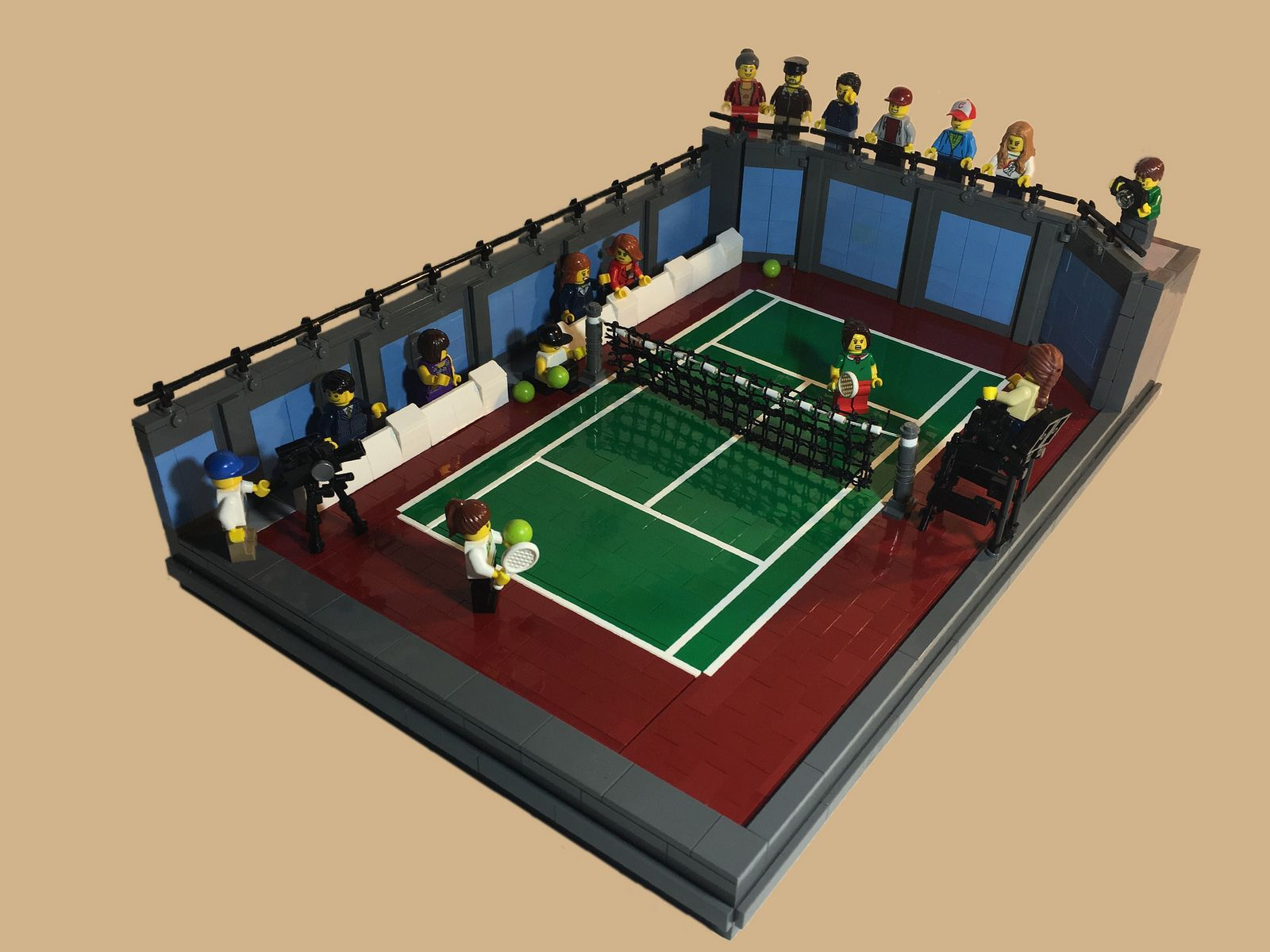 A Friendly Match Lego Pictures Lego Sports Cool Lego