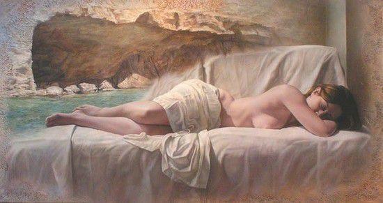 Nus de Pascal Chove - o nu como arte nusartisticos.blogspot.com550 × 291Buscar por imagen Admiráveis obras deste pintor francês que nos surpreendem pelo seu rigor, beleza , sensibilidade e perfeição, mais parecendo retratos.