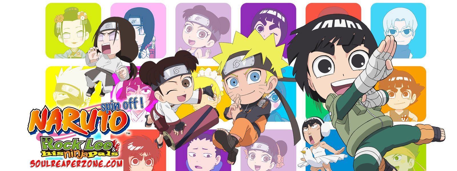 Rock Lee no Seishun FullPower Ninden ENGLISH DUBBED