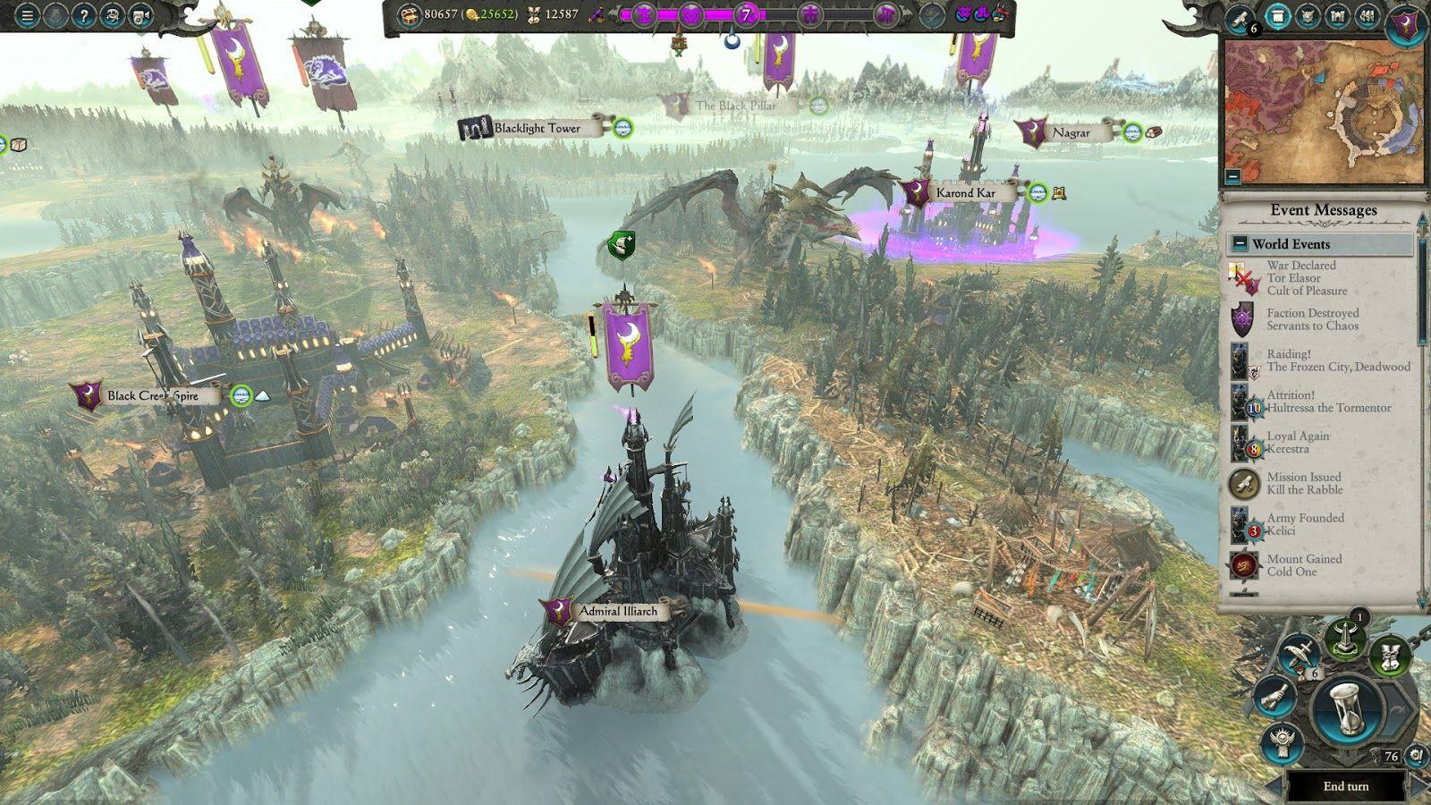New Games TOTAL WAR WARHAMMER II (PC) Total war