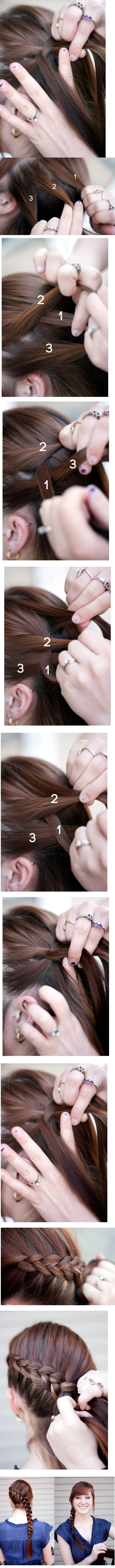 been wanting to know how to do this! - Click image to find more hair posts