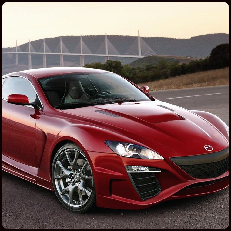 Mazda Say RX7 Coming Back In 2017! Excitement!