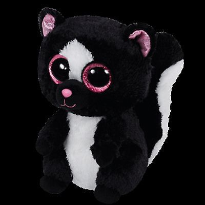 Ty-Beanie-Boos-Boos-FLORA-the-6-Skunk-2015-Release-NEW  9825780267ee