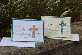 "Konfirmationskarten mit ""Crosses of Hope"""