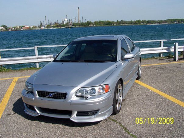 Volvo S60r 2005 With Sports Kit Voiture