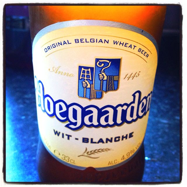So smooth and tasty!  #Hoegaarden